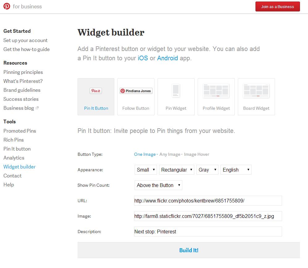 widget-builder